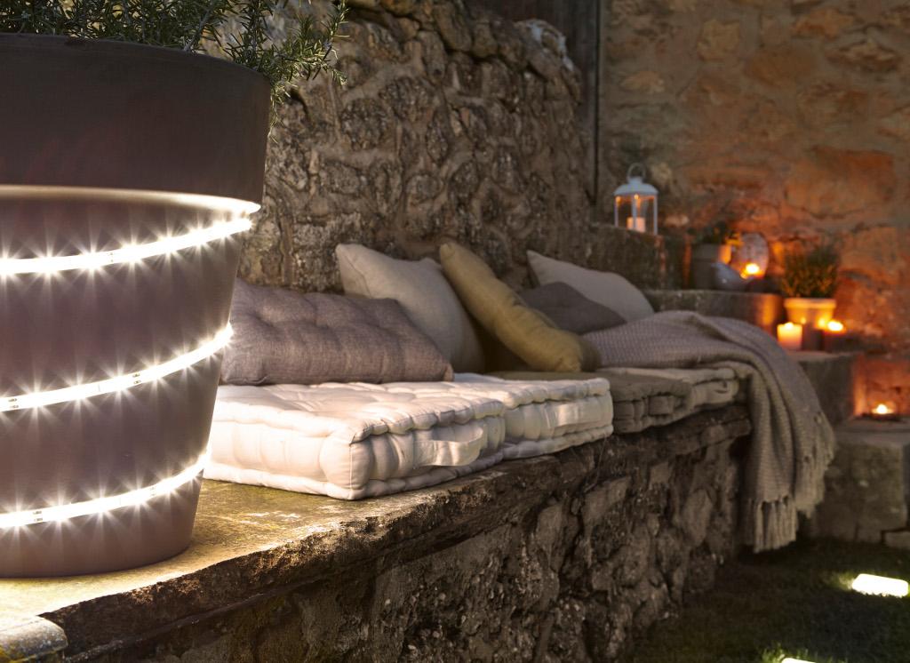 Des idées originales pour l'éclairage extérieur !