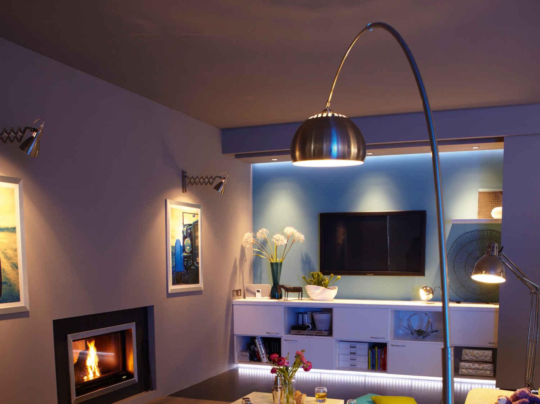 Les lampes DEL pour un éclairage efficace