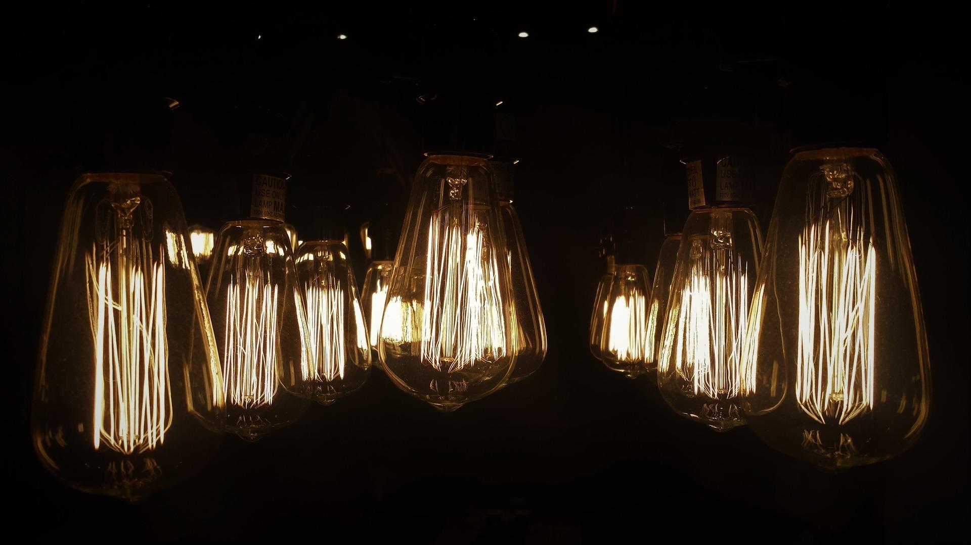 Les ampoules vintage qui font un retour dans nos maisons